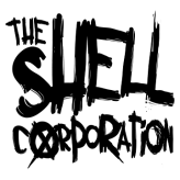 Copy of The Shell Corporation band logo